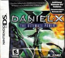 Daniel X Ultimate Power (2010 Nintendo DS NDS Game) Free US Shipping