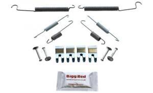 for SMART FORFOUR 2004-2006 REAR L & R Drum Brake Shoe Fitting Kit (SH0891)