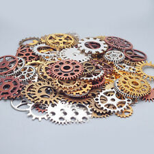 100g Gears Wheels Steampunk Old Watch Parts Steam Punk Lots of Pieces Wholesale