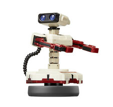NEW Nintendo 3DS Wii U Amiibo Robot ROB R.O.B Super Smash Bros. Japan Import F/S