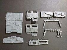 Warhammer 40k Ork Trukk Rear Bed / Platform Bits