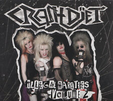 CRASHDIET - Illegal Rarities Vol. 2 CD Hardcore Superstar Bloody Heels Ratt BST