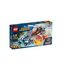 Lego DC Comics Superhéroes Speed Force Freeze Persecución