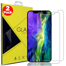Gorilla Tempered Glass Screen Protector for iPhone 12/12 Pro/12 Pro Max - 2 Pack