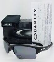 NEW Oakley Quarter Jacket sunglasses Polished Black Iridium 9200-01 Youth Kids