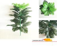 Plante Arbre Artificiel Tropicale Exotique Palmier 90cm Decoration Maison Jardin