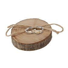 Fashion Wedding Decoration Rustic Wedding Wood Decor Wedding Ring Holder