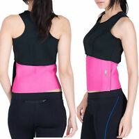 Sauna Slimming Belt Body Wrap Shaper Weight Loss Fat Tummy Trimmer Cellulite