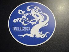 TREE HOUSE BREWING Julius Doppelganger Blue STICKER decal craft beer brewery