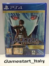 VALKYRIA REVOLUTION LIMITED EDITION - SONY PS4 - NUOVO SIGILLATO NEW SEALED PAL