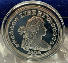 1804 Bowed Liberty Dollar Coin COPY
