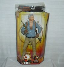 """The A Team Movie 12"""" Action Figure Colonel John Hannibal Smith 2010 Talking Doll"""