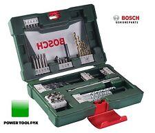 -new Bosch Drill/Screwdriver Bit Accessory Set 48 Piece 2607017314 3165140751544