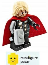 sh623 Lego Marvel Avengers 76142 76152 - Thor Minifigure w Mjolnir - New