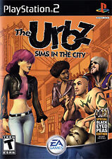 The Urbz Sims in The City Sony PlayStation 2 Ps2 Game - EA Games