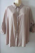 Mela Purdie beige blouse , AUS size (M) 12, NWOT