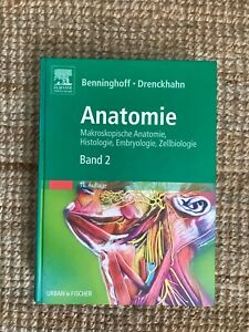 Benninghoff, A:  Anatomie 2 - 16. Auflage