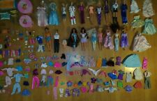 Huge Lot Of Barbie Dolls Mixed Lot - Dolls, Clothing, and Accessories!!