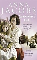Yesterday's Girl by Anna Jacobs   Paperback Book   9780340840825   NEW