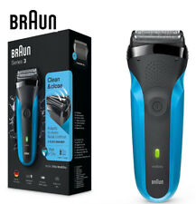 Braun Series 3 310S Rechargeable Wet And Dry Electric Shaver Mens Cordless Gifts