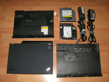 Lenovo Thinkpad X230 i7, 16GB, 525GB SSD 250GB HDD IPS 2 Docks - Mint condition