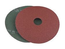 Resin Fiber Grinding Discs Aluminum Oxide 4-1/2