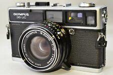 *AS IS* Olympus 35 UC (35SP) Film Rangefinder 42mm f/1.7 From JAPAN