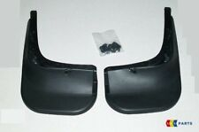 NEW GENUINE VW TOURAN 03-10 REAR MUD FLAPS SPLASH GUARD PAIR 1T0075101