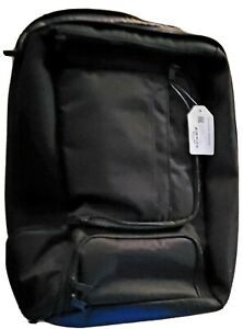 eBags Professional Weekender Convertible Travel Pack Backpack Black. NEW W TAGS