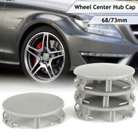 4x 73mm/68mm Car Wheel Rim Center Hub Cap Cover For Mercedes-Benz 17140001259040