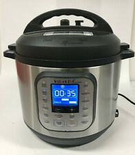 Instant Pot - Duo Nova 6-Quart 7-in-1, One-Touch Multi-Cooker - Stainless Steel