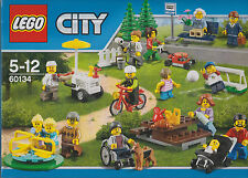 LEGO CITY 60134 FUN IN THE PARK CITY PEOPLE PACK  New Nib Sealed