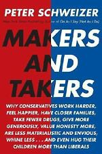 Makers and Takers : Why Conservatives Work Harder, Feel Happier  (LN)