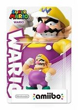 Nintendo 2002766 Amiibo SuperMario Wario Kinder Sammlerfigur D