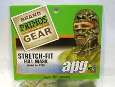 Primos APG HD Camo Full Stretch Fit Hunting Mask Balaclava Camouflage 6738