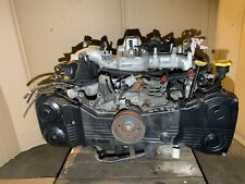 99 - 00 SUBARU IMPREZA ENGINE 2.0 TURBO 80k EJ20 V5 V6 UK2000 CLASSIC GC8 GF8
