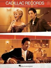 Cadillac Records Learn to Play Film Movie POP PIANO Guitar PVG Music Book