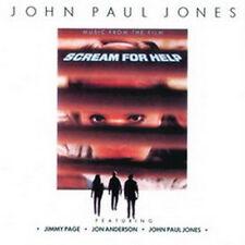John Paul Jones - Scream For Help CD music from the film OST
