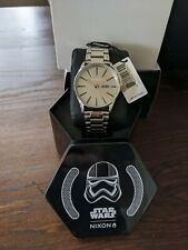 Star Wars Nixon Collaboration Sentry SS SW Phasma. Limited Edition.
