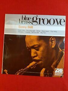 Vinyl LP :Atlantic Special - 590 032  : SONNY STITT : Blue Grass Groove : 1967