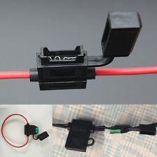 Sicherungshalter für Kfz Flachsteck Sicherungen 12V 30A PKW Flachsicherungen