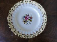 ROYAL WORCESTER Kempsey Pattern #Z1962, Bone China BREAD & BUTTER PLATE, No Tax