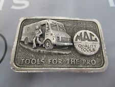 Mac Tools Limited Edition Third in a Series Tools For The Pro Belt Buckle