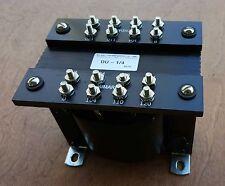 Signal Transformer Power Isolation Step Up/Down Transformer DU-1/4