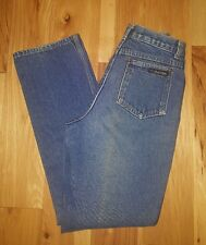 Vintage Calvin Klein 70's 80's Women's Jeans High Waisted 26 size 11 Usa Made