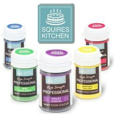 Colorante alimentare in Polvere Oro Squires Kitchen barattolino da 5 5 Gr.
