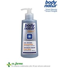 BODY NATUR HOMME GEL INTIMO MASCULIN INTIME WASH FOR MEN 200ML HOMME MANN
