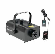 American DJ 1000W 1 Liter Medium Size Mobile Smoke Fog Machine w/ Remotes VF1000
