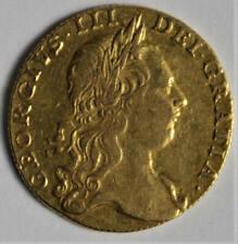 1766 George III Gold Guinea Coin