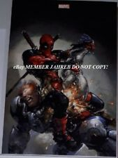 Despicable DEADPOOL 287 Clayton Crain Virgin Euro Variant Cable Movie 2 Only 300